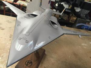 airplane model AWD lockheed