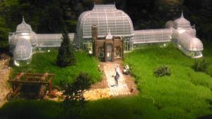 phipps garden railroad miniature model