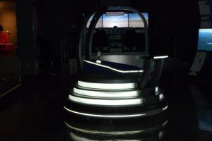 prop diorama lockheed martin c-130 lit