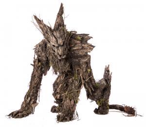 tree wolf monster suit in studio 5