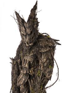 tree wolf monster suit in studio 7