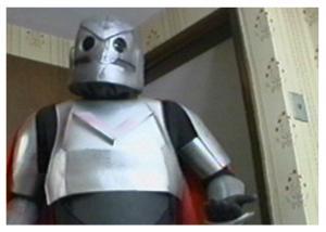 valkyrie robot suit creature fx